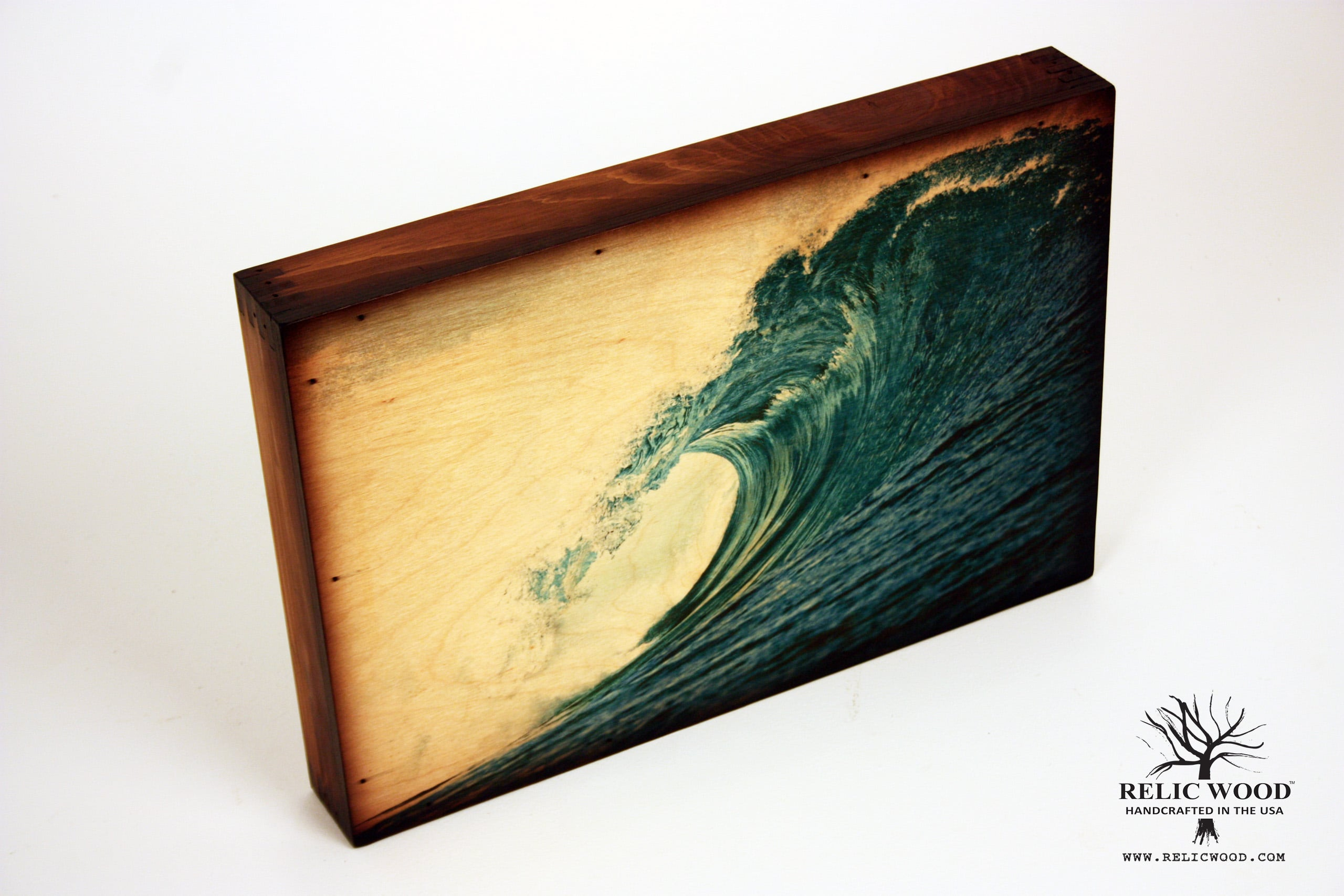 Ultimate Wave Handcrafted Wall Art