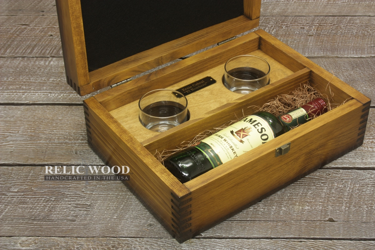 how to make a wooden presentation box